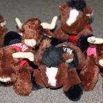 StuffedHorses&Bulls