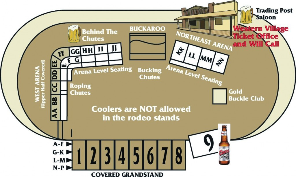 Rodeo Ticket Sales Amp Ordering Information Ellensburg Rodeo