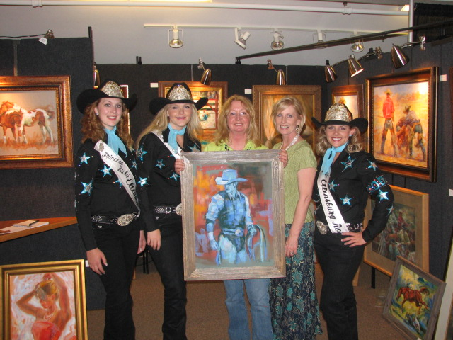 The Royal Court Gallery Ellensburg Rodeo