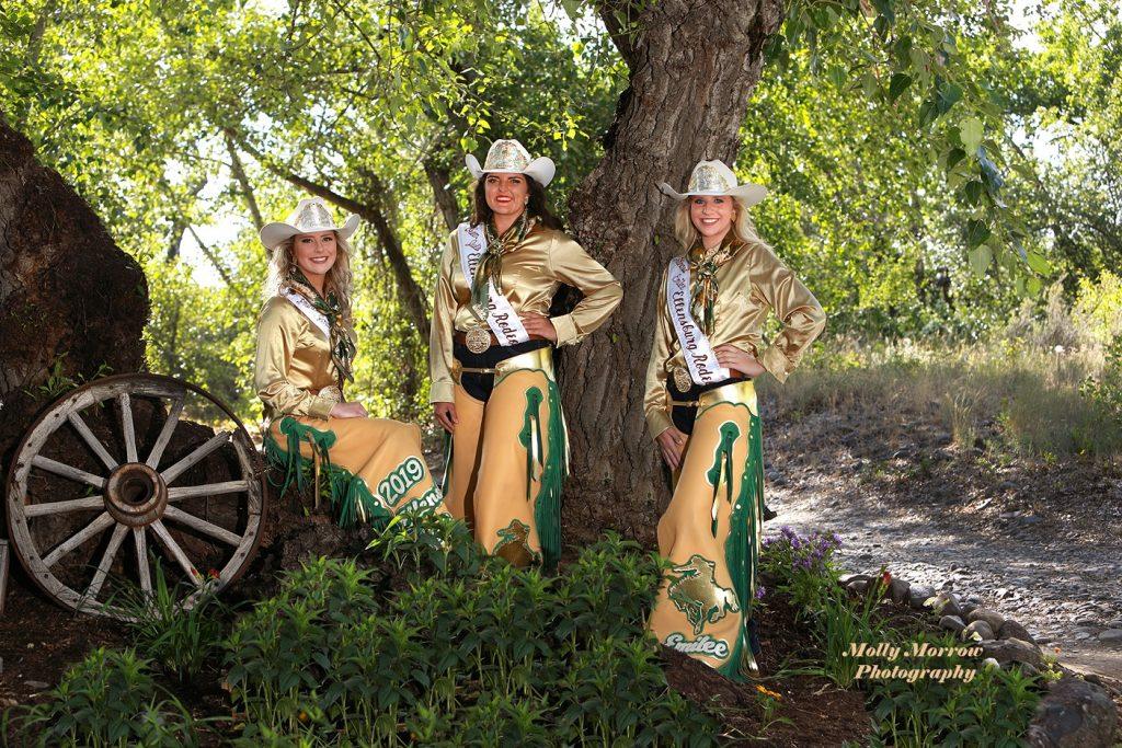 Royal Court Official Ellensburg Rodeo